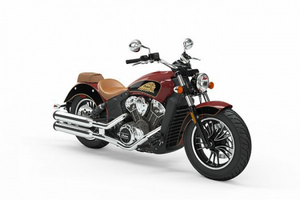 мотоциклы Indian Scout