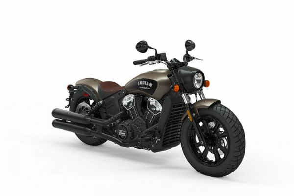 мотоциклы Indian Scout Bobber