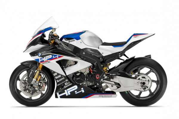 мотоциклы BMW HP4 RACE
