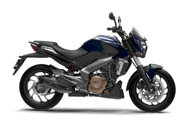 мотоциклы Bajaj Dominar 400 Michelin