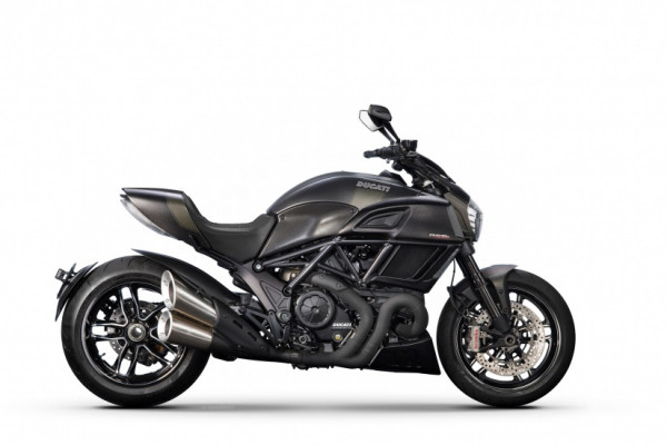мотоциклы Ducati Diavel Carbon