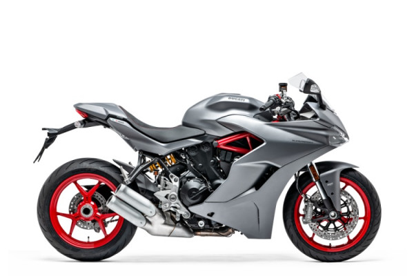 мотоциклы Ducati SuperSport