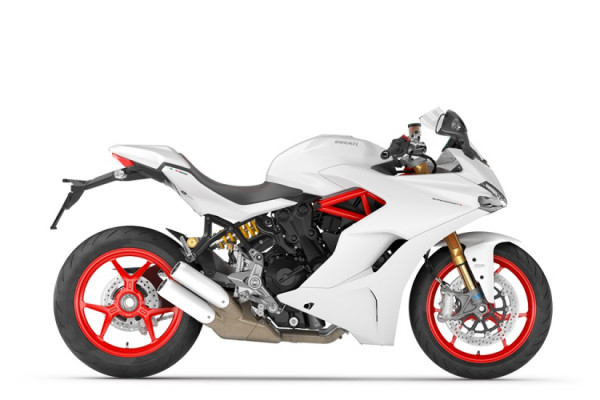 мотоциклы Ducati SuperSport S