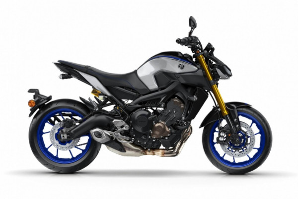 мотоциклы Yamaha MT-09 SP