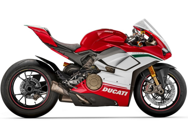 мотоциклы Ducati Panigale V4 Speciale
